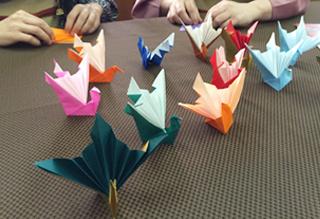 和紙の折り紙